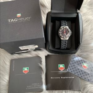 """❤️""""AS IS"""" Authentic Tag Heuer Formula 1"""